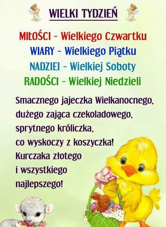 Kaczuszka z barankiem zapowiadają Wielki Tydzień - Gify i obrazki na GifyAgusi.pl